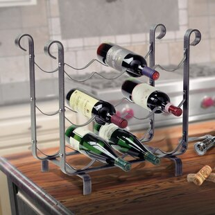 Premier 12 Bottle Tabletop Wine Rack by E..