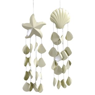 2 Piece Mikel Wind Chime Set (Set Of 2) By House Of Hampton