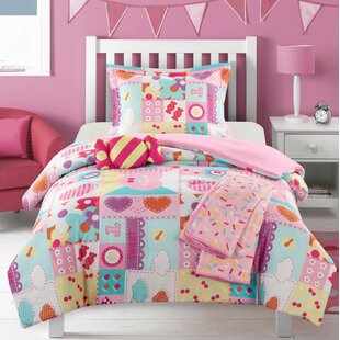 Pavo Candy Comforter Set