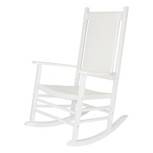 Winston Porter Canaan Porch Rocking Chair