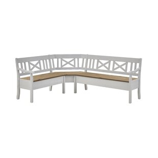 Wood Storage Bench By August Grove