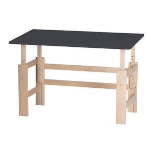 Aurelius 140cm Writing Desk By Harriet Bee