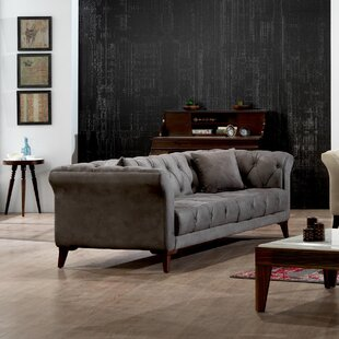 Danos Chesterfield Loveseat
