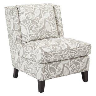 Slavens Slipper Chair by Winston Porter