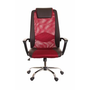 TimeOffice Furniture High-Back Mesh Desk Chair