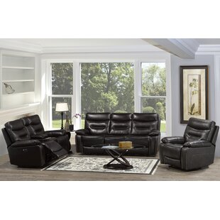 Arecibo 3 Piece Reclining Living Room Set..