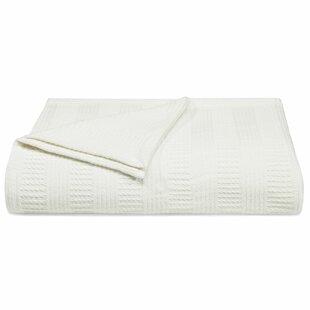 Rope Stripe Cotton Blanket