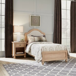 Romford Panel 2 Piece Bedroom Set