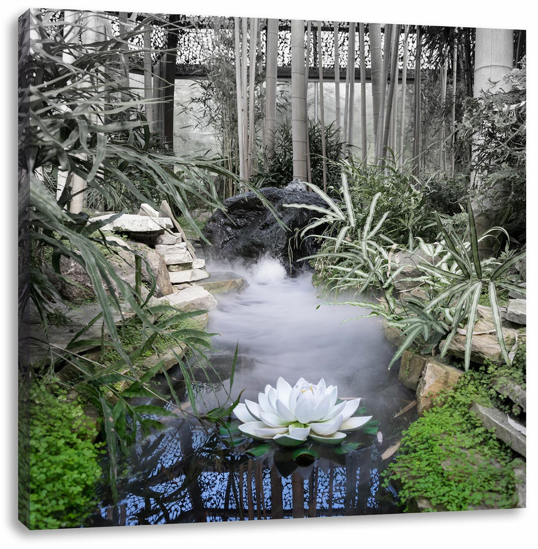 East Urban Home Japanese Zen Garden Art Print On Canvas Wayfair