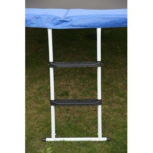 98cm Trampoline Ladder By Freeport Park