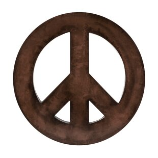 World Peace Sign Wall Décor