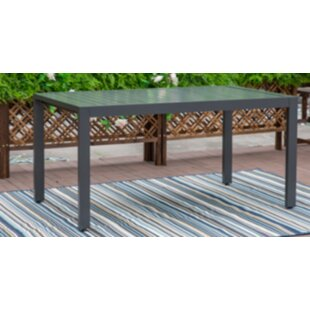 Masam Patio Aluminum Dining Table