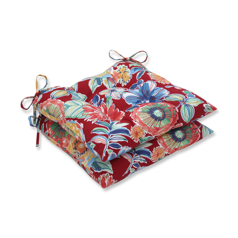 Winston Porter Sisler Indoor Outdoor Dining Chair Cushion Wayfair