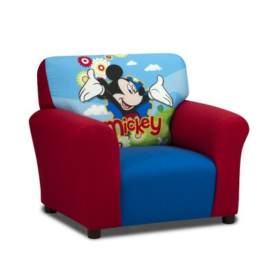 Disney Mickey Mouse Clubhouse Kids Cotton Club Chair Part 79