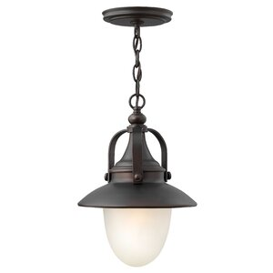 Pembrook 1-Light Outdoor Pendant