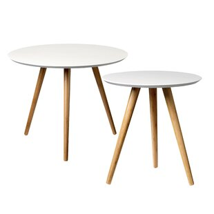 Creasman 2 Piece End Table Set