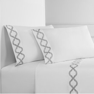 Drakes 300 Thread Count Percale Sheet Set