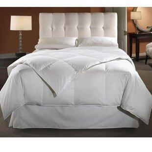 Hypoallergenic Midweight Down Comforter