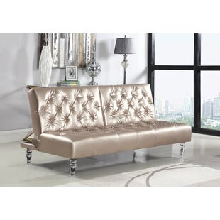 Bussell Upholstered Convertible Sofa