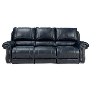 Great price Collier Reclining Sofa Red Barrel Studio