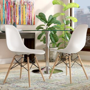 Madison Plastic Dining Chair (Set of 2)