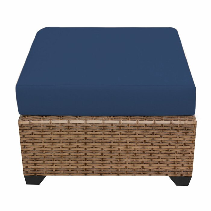Super Waterbury Ottoman With Cushion Lamtechconsult Wood Chair Design Ideas Lamtechconsultcom