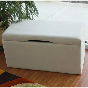 Beau Upholstered Storage Bench