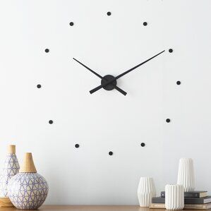 calvet wall clock