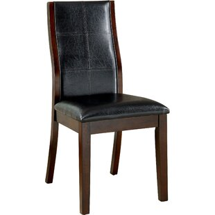 Leo Minor Solid Dining Chair (Set of 2) by Latitude Run