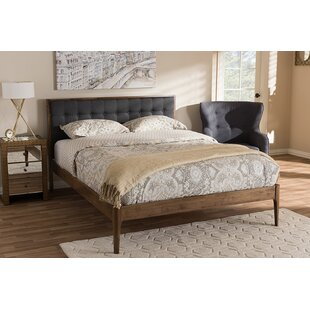 Pembroke Upholstered Platform Bed
