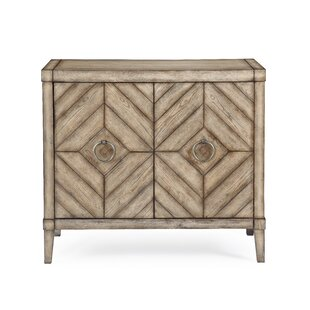 Vesper 2 Door Accent Cabinet by Bloomsbury Market