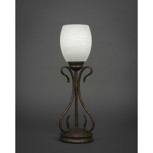 Reviews Thomas 17.5 Torchiere Lamp By Fleur De Lis Living