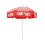Italian 6 Drape Umbrella
