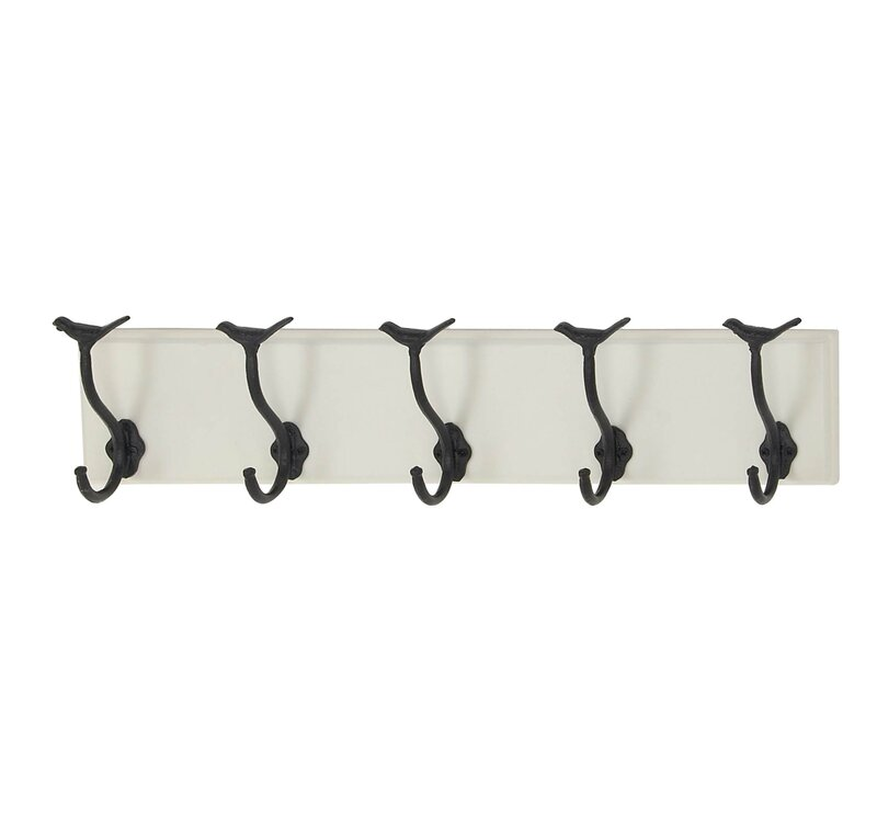 Jampier Traditional Wall Mounted Coat Rack Birch Lane Inspiration Traditional Coat Rack