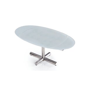 Swiger Extendable Dining Table Latitude Run