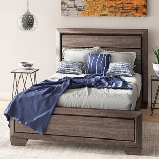 Weldy Panel Bed by Brayden Studio