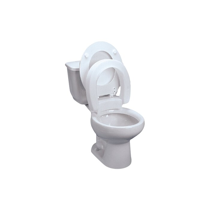 Collections Of Ableware Elevated Toilet Seat