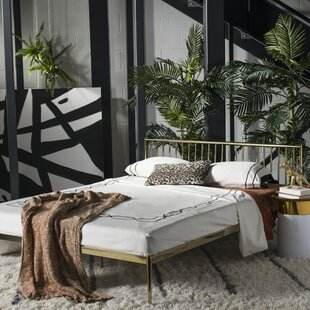 Pamela Panel Bed