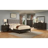 Dejuan 6 Drawer Dresser with Mirror by Darby Home Co