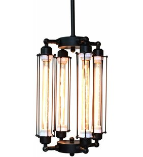 4-Light Novelty Pendant by Highlight USA