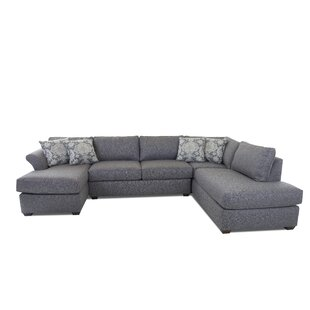 Latitude Run Stillwell U-shaped Sectional