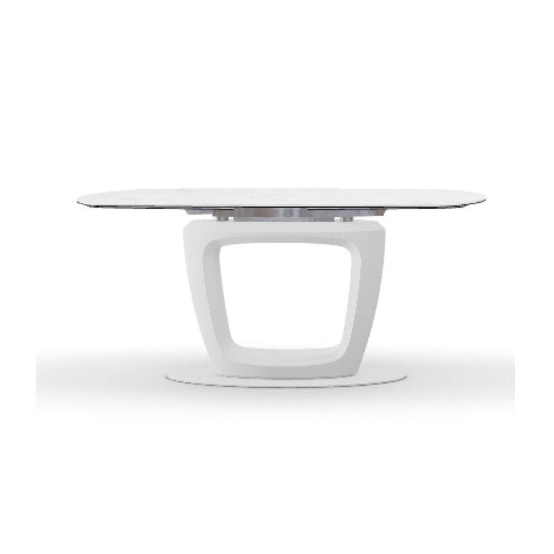 Calligaris Orbital Extendable Dining Table Wayfair