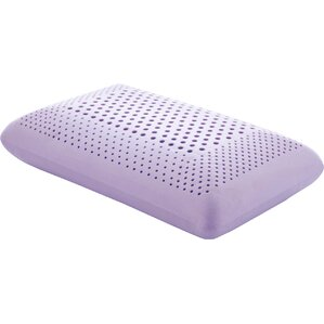 Zoned Dough Lavender Oil Infused Memory Foam Pillow by Malouf