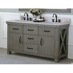 Cleora 60 Double Bathroom Vanity Set By Williston Forge