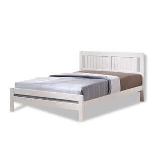 Riggs Bed Frame With Mattress By Isabelle & Max