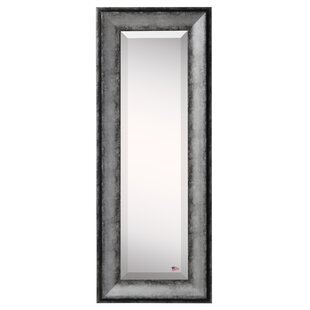 17 Stories Sterling Charcoal Body Accent Mirror