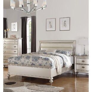 Niemi Upholstered Platform Bed by House of Hampton