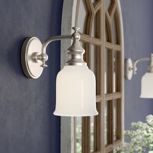 Combe 1-Light Vanity Light by Birch Lane? Heritage