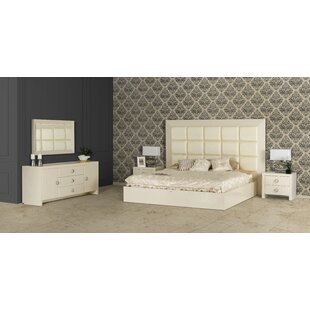 Jolicia Upholstered Platform Bed