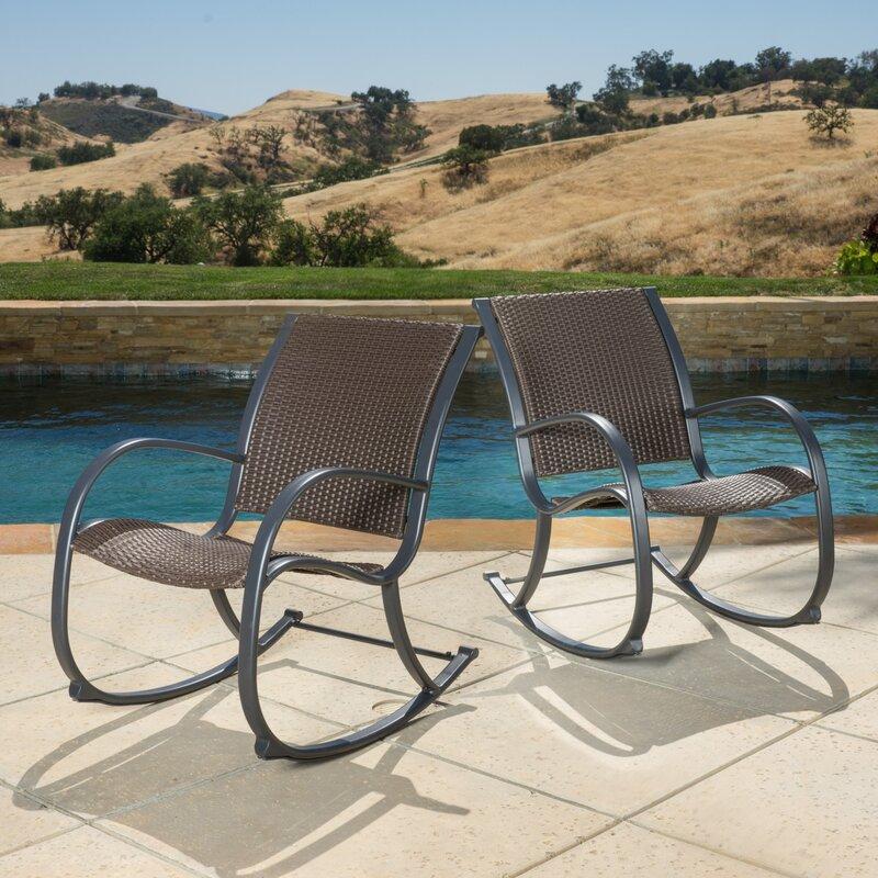 Gracies Rocking Chair (Set Of 2)